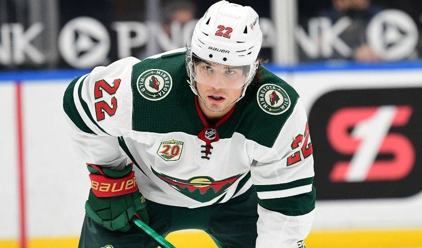 Wild sign forward Kevin Fiala to $5.1 million, one-year deal