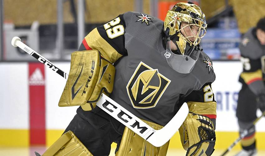 Player of the Week | Marc-Andre Fleury