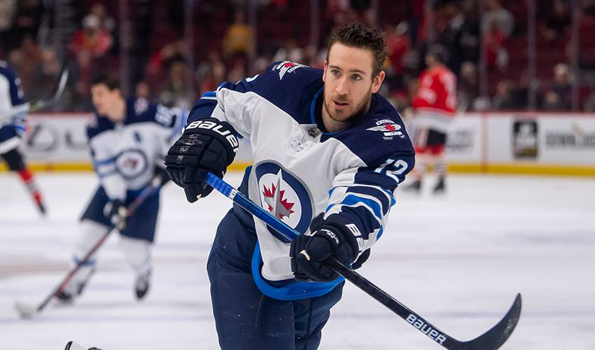 Winnipeg Jets acquire fifth-round pick from Philadelphia for Kevin Hayes