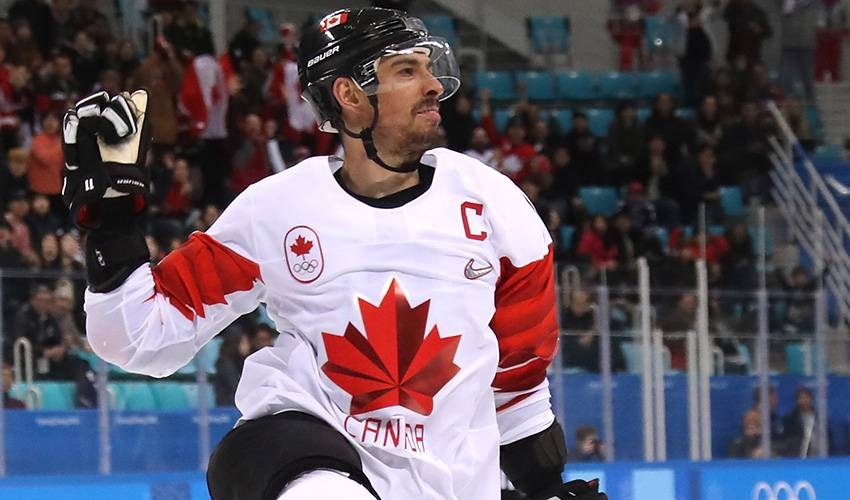 Kelly heading from Team Canada to the Ducks