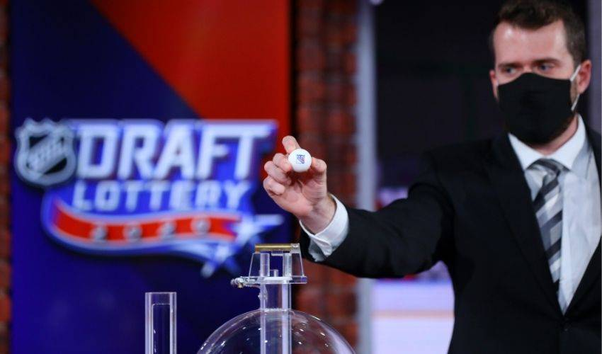 NHL makes draft lottery changes, spots up for grabs cut to 2