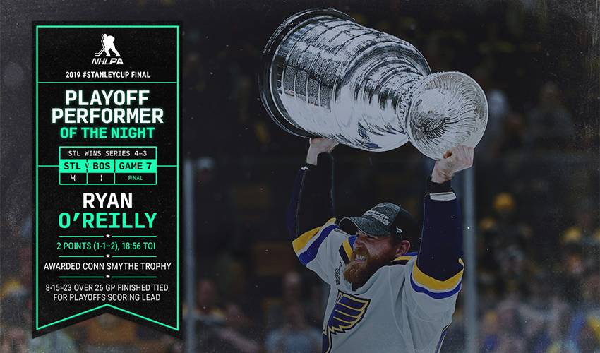 To grandma with love: O'Reilly hopes to take Cup to big fan