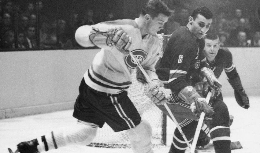 Backstrom, who won 6 Stanley Cups with Montreal, dies at 83