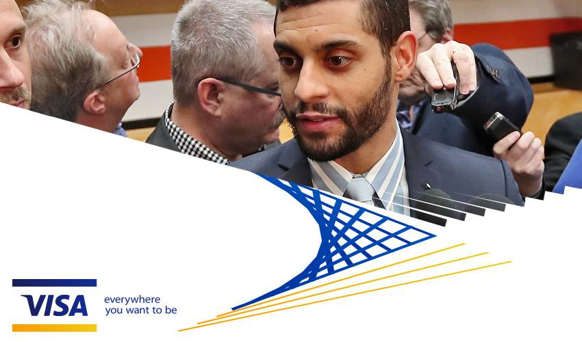 Visa Presents: Q&A with Pierre-Edouard Bellemare