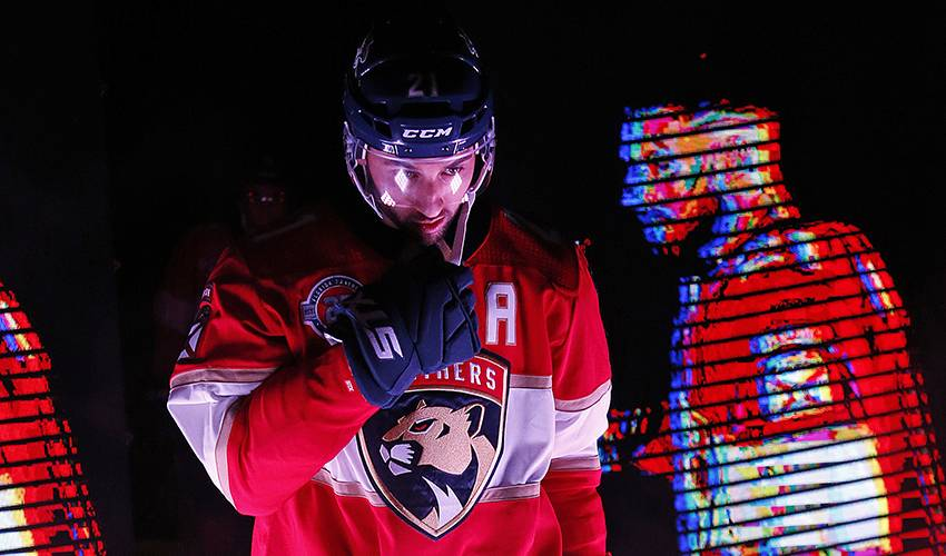 Player Q&A | Vincent Trocheck
