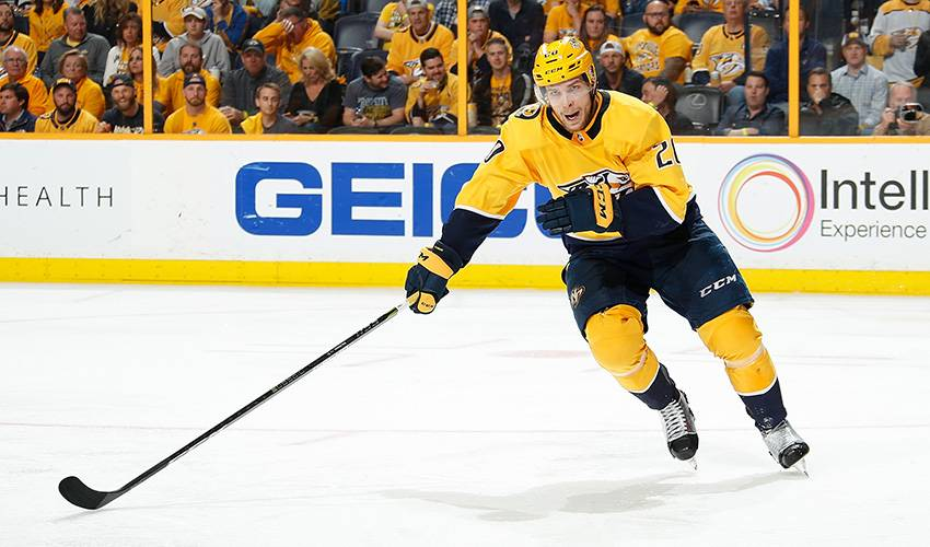 Predators sign restricted free agent Salomaki to 2-year deal