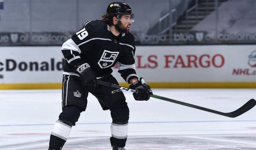 Alex Iafallo gets 4-year, $16 million extension from Kings