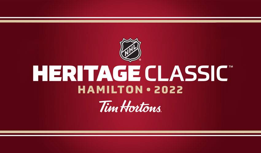 2022 Tim Hortons NHL Heritage Classic™ to feature Toronto Maple Leafs against Buffalo Sabres at Tim Hortons Field