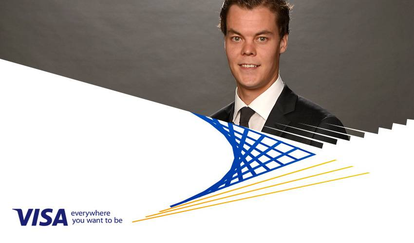 Visa Presents: Player Q&A with Tuukka Rask