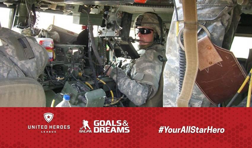 Your All-Star Hero: Lt. Col. Janisch