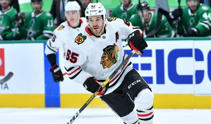 Blackhawks' Andrew Shaw retires after latest concussion