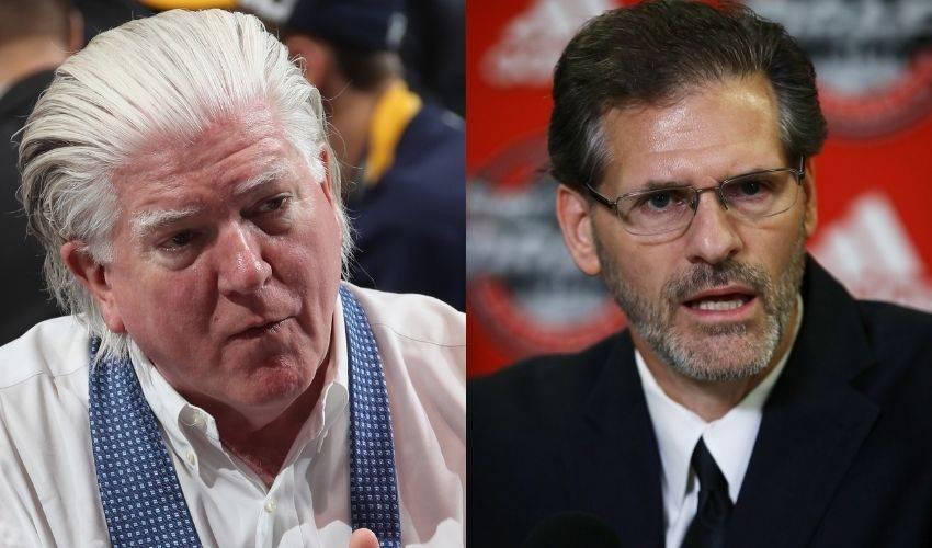 Penguins tap Hextall as GM, Burke as president of hockey ops