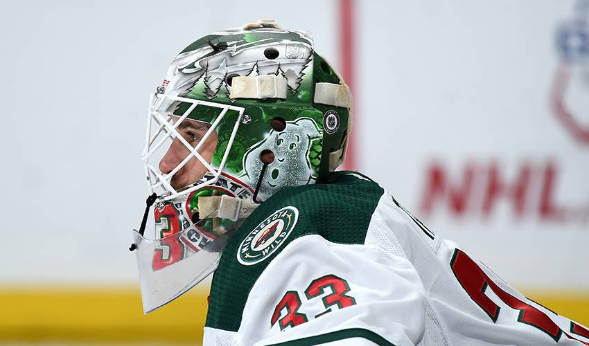Player of the Week | Cam Talbot