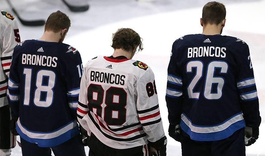 NHLers reflect on junior hockey's bus culture in wake of Humboldt crash