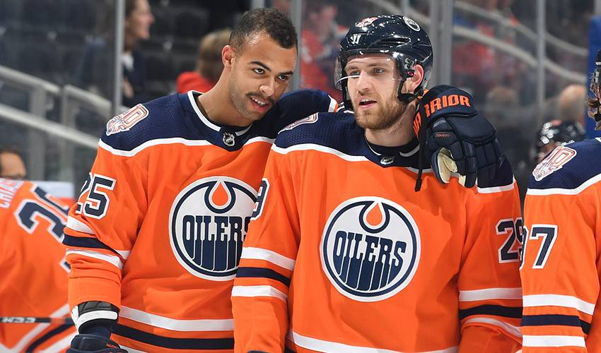 Draisaitl an elite player – and person too