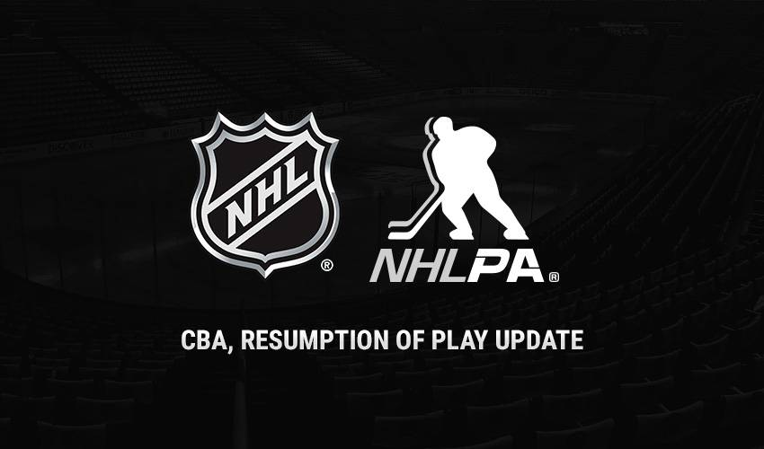 NHLPA, NHL ratify four-year CBA extension and return to play plan