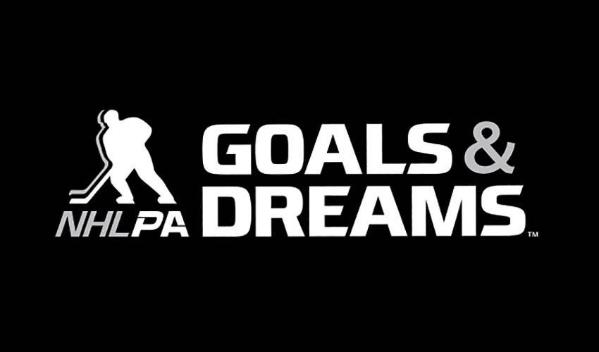 NHLPA Goals & Dreams to donate $150,000 in equipment