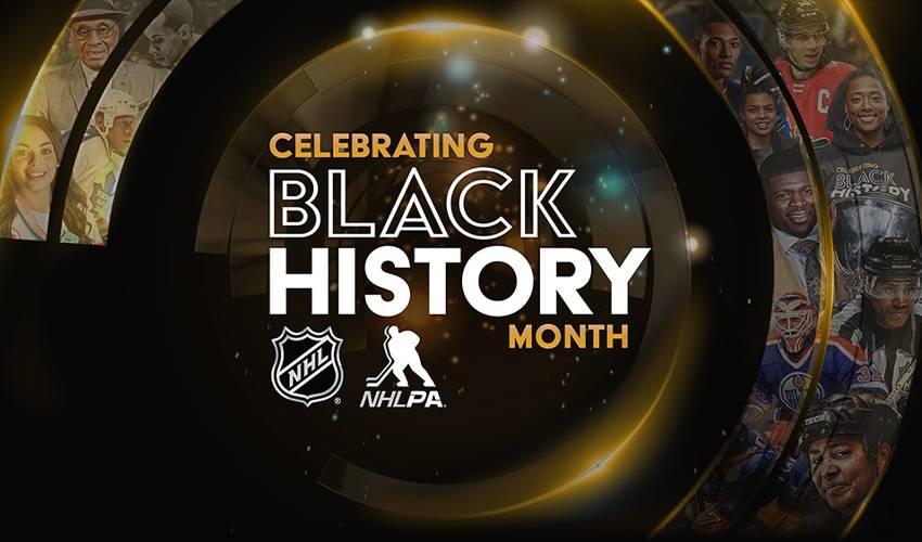 NHLPA and NHL celebrate Black History Month