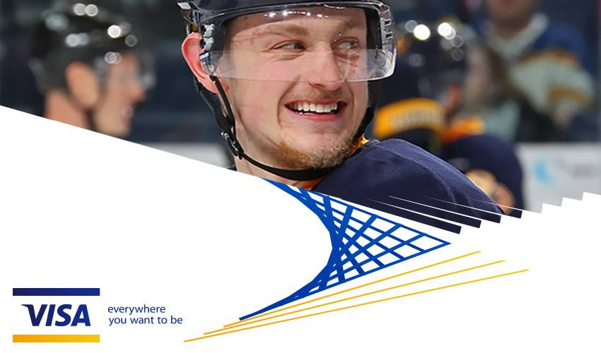 Visa Presents: Q&A with Jack Eichel
