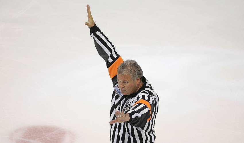Former NHL referee Mick McGeough dies at age 62