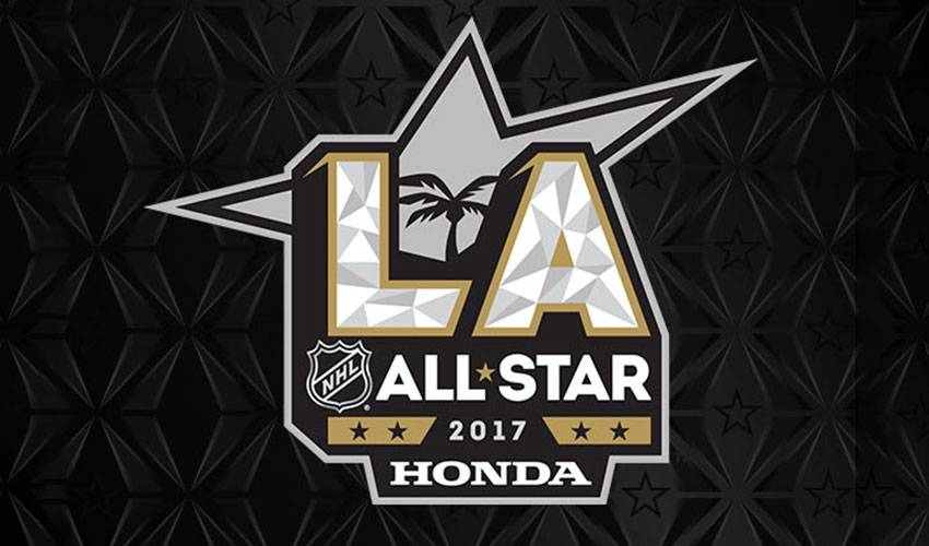 FULL ROSTERS FOR  2017 HONDA NHL ALL-STAR GAME ANNOUNCED