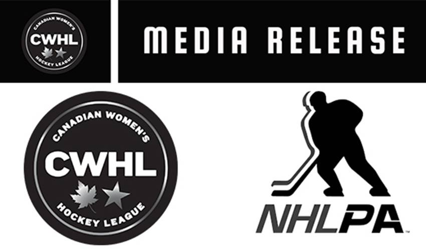 CWHL continues partnership with NHLPA