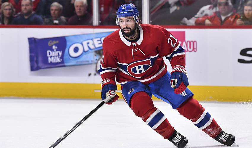 Nate Thompson inks one-year deal with Montreal Canadiens