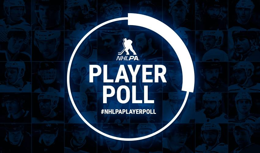 The Players Have Spoken 2017 18 Nhlpa Player Poll Results Revealed