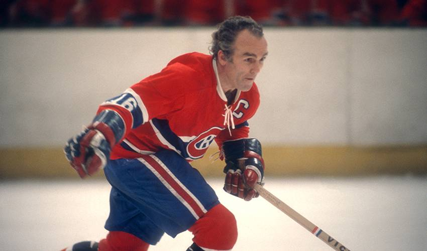 Longtime Montreal Canadiens centre Henri Richard dead