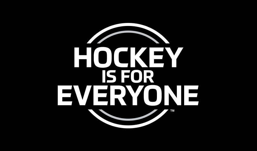 Annual 'Hockey Is For Everyone' Month Begins Today