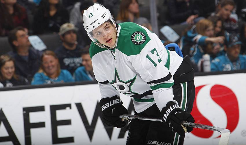 Stars forward Mattias Janmark signs $2.3M deal for 2018-19