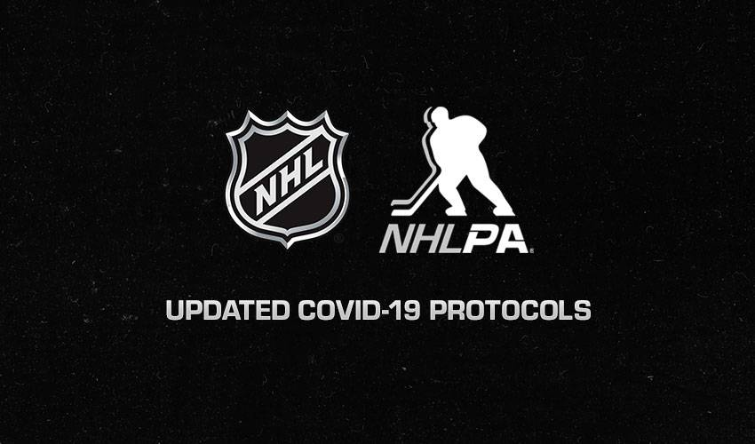 NHL, NHLPA modify COVID-19 Protocols for Stanley Cup Playoffs and offseason