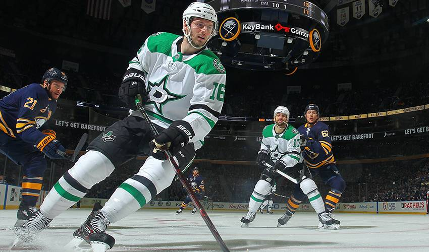 Dallas Stars give Dickinson 2-year deal after solid season