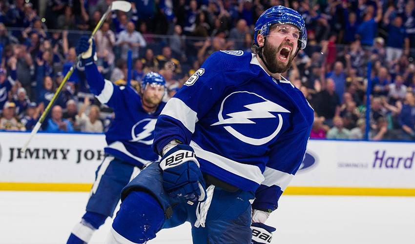 Kucherov making plenty of points for NHL's MVP consideration