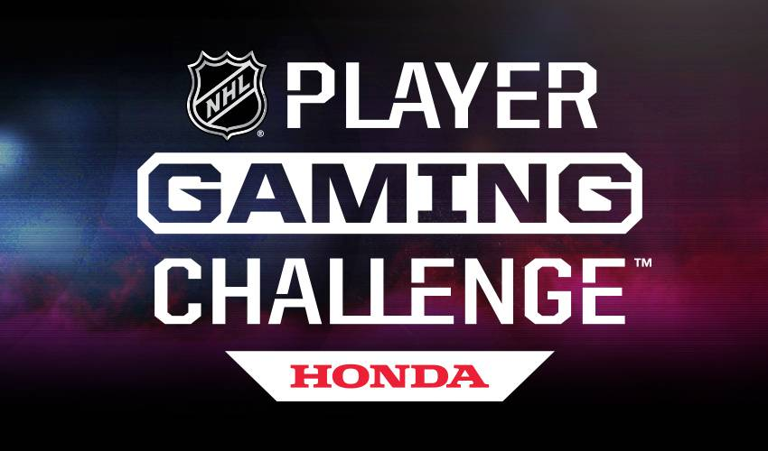 NHL Player Gaming Challenge puts NHL players' virtual hockey skills to the test