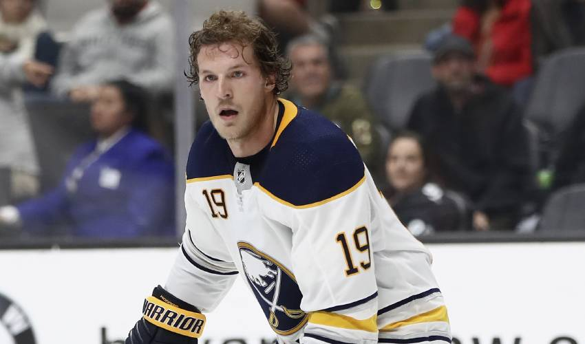 Sabres reach 2-year deal with McCabe, avoiding arbitration
