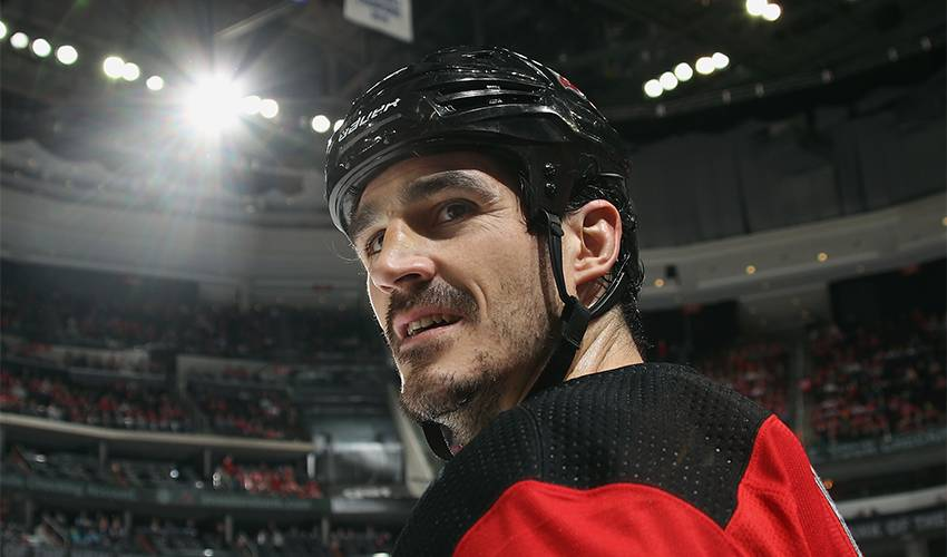 Predators acquire Brian Boyle from Devils for draft pick