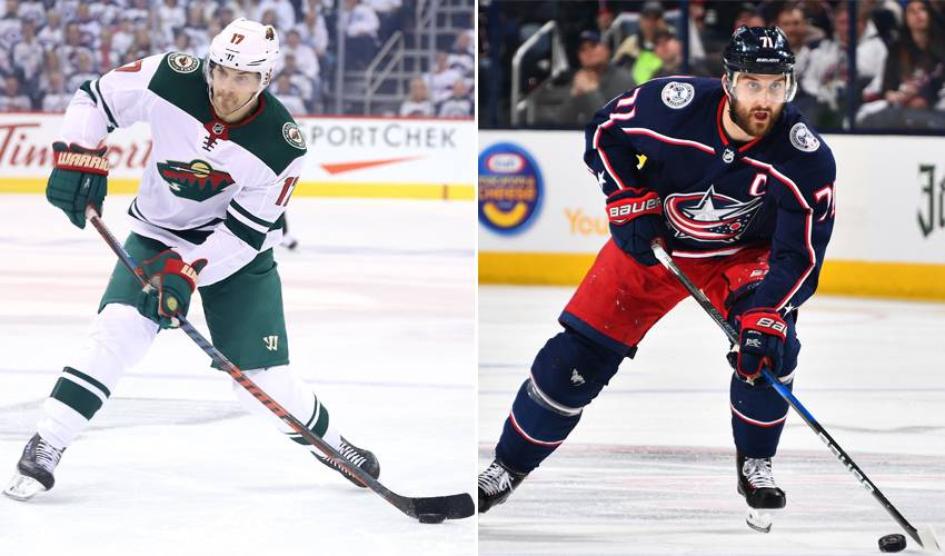 Foligno brothers savoring first simultaneous NHL post-season