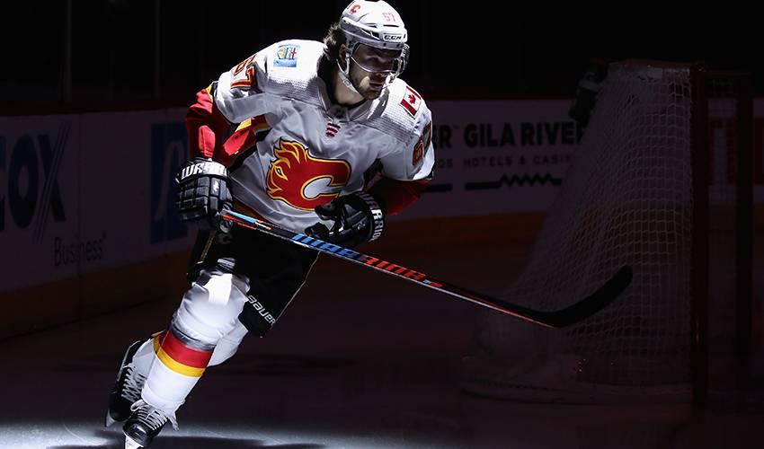 From Kladno to Calgary, Frolik closing in on milestone
