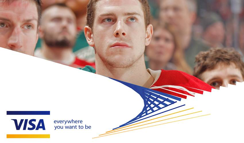 Visa Presents: Q&A with Charlie Coyle
