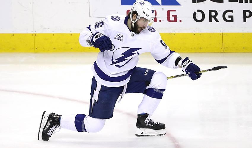 Lightning sign Kucherov to 8-year extension through 2026-27