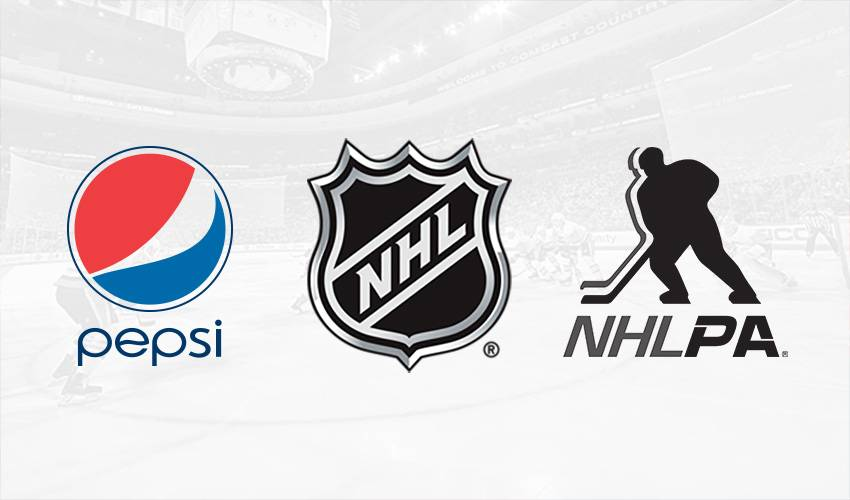 Pepsico, NHL And NHLPA Ink Multi-Year North American Strategic Alliance