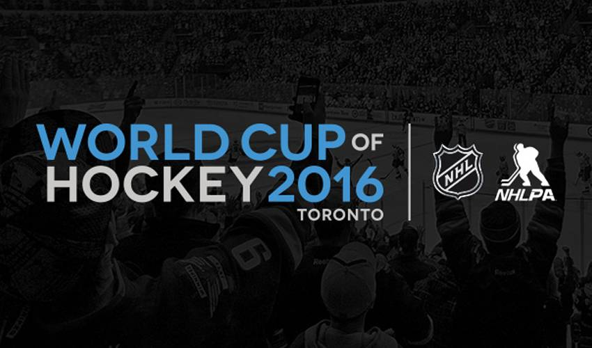 NHL AND NHLPA TO HOST 2016 WORLD CUP OF HOCKEY MEDIA EVENT