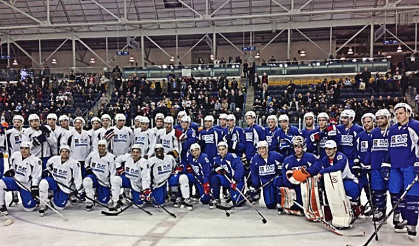 RBC Charity Challenge Raises $100K for Grassroots Hockey Programs in Canada
