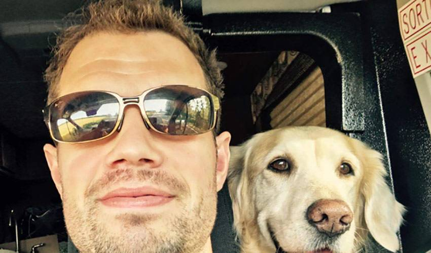 How Marc-Édouard Vlasic went from cat person to dog rescuer