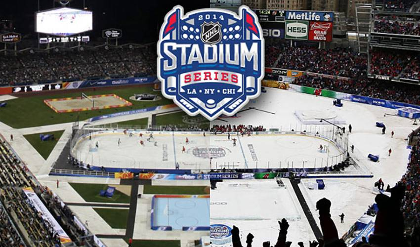 Stadium Love