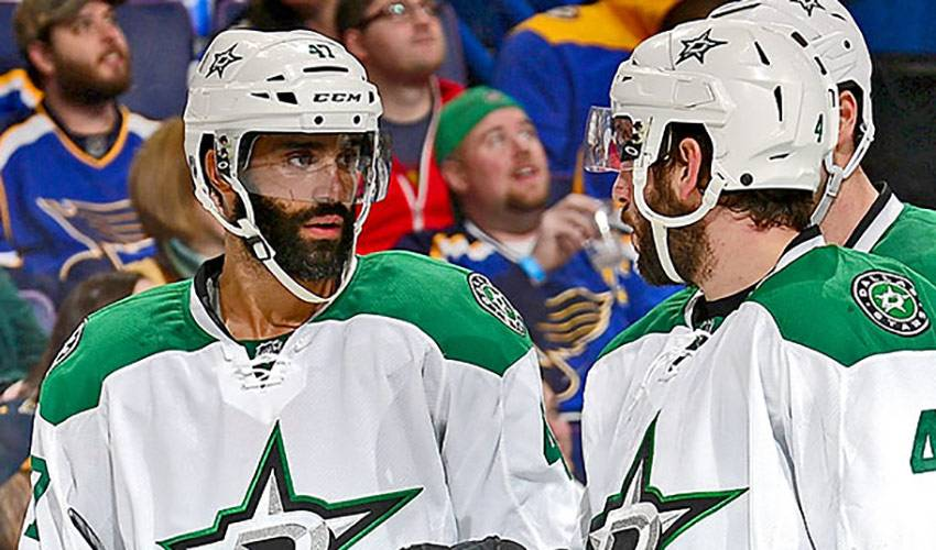 Oduya Invaluable To The Stars