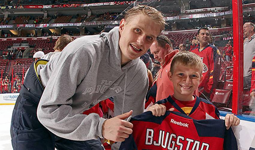 Bjugstad A Humble & Grateful Star