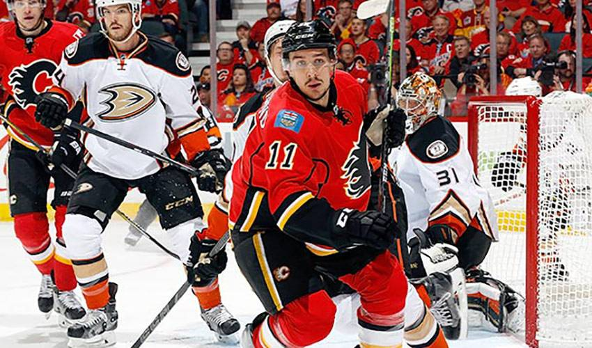 Backlund Brings The Flames Back