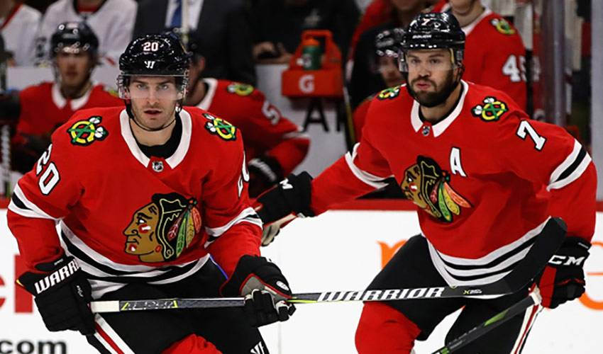 Saad happy to be on side with Seabrook